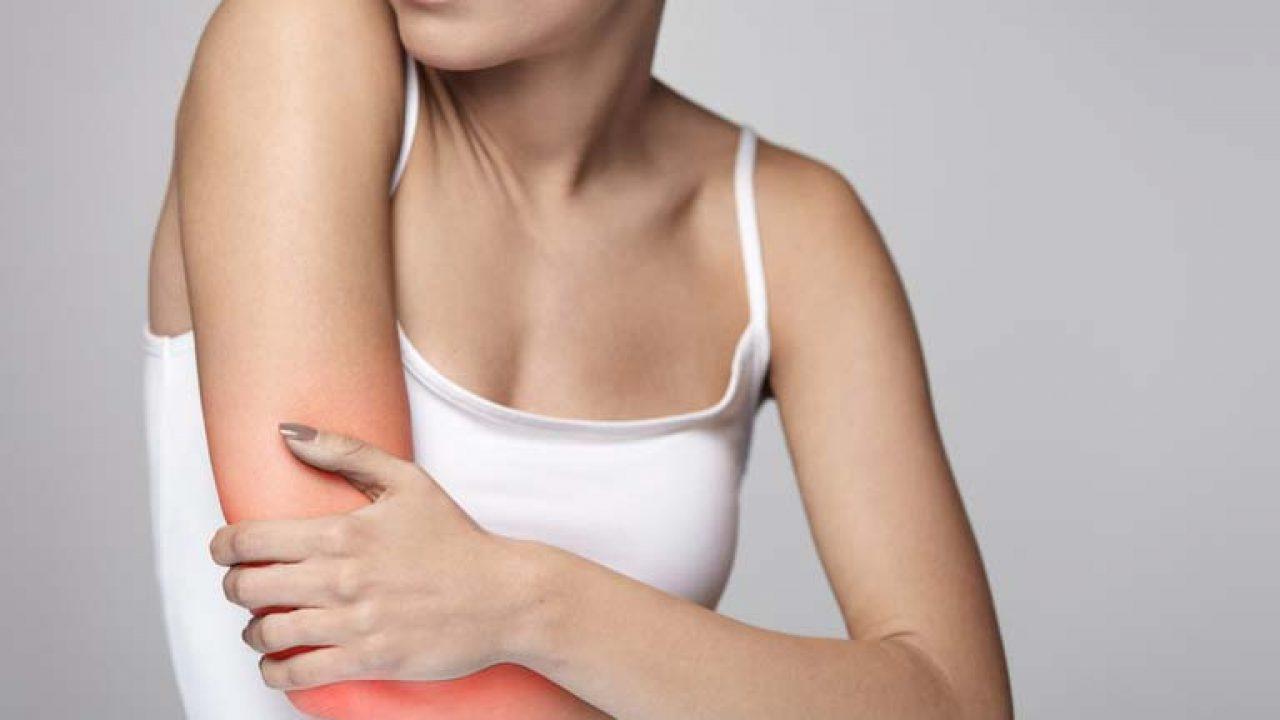 semne de inflamație a articulațiilor de pe braț